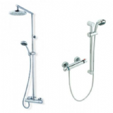 Wall Mounted Shower Mixers and Spares